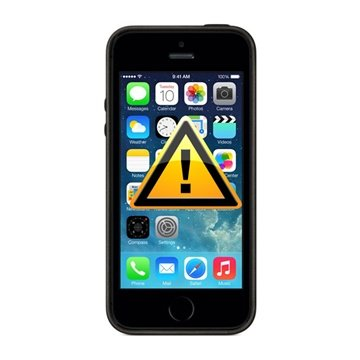 iPhone 5S Opladerforbindelse Flex Kabel Reparation