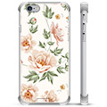 iPhone 6 / 6S Hybrid Cover - Floral