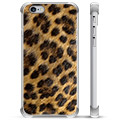 iPhone 6 / 6S Hybrid Cover - Leopard
