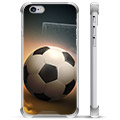 iPhone 6 / 6S Hybrid Cover - Fodbold