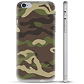 iPhone 6 / 6S TPU Cover - Camo