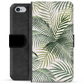iPhone 6 / 6S Premium Flip Cover med Pung - Tropic