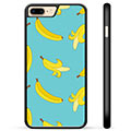 iPhone 7 Plus / iPhone 8 Plus Beskyttende Cover - Bananer