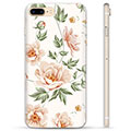 iPhone 7 Plus / iPhone 8 Plus TPU Cover - Floral
