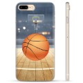 iPhone 7 Plus / iPhone 8 Plus TPU Cover - Basketball