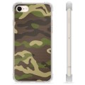 iPhone 7 / iPhone 8 Hybrid Cover - Camo