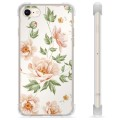 iPhone 7 / iPhone 8 Hybrid Cover - Floral