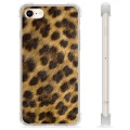 iPhone 7 / iPhone 8 Hybrid Cover - Leopard