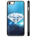 iPhone 7 / iPhone 8 Beskyttende Cover - Diamant