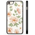 iPhone 7 / iPhone 8 Beskyttende Cover - Floral