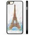 iPhone 7 / iPhone 8 Beskyttende Cover - Paris