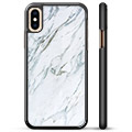 iPhone X / iPhone XS Beskyttende Cover - Marmor