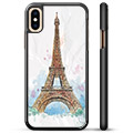iPhone X / iPhone XS Beskyttende Cover - Paris