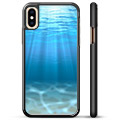 iPhone X / iPhone XS Beskyttende Cover - Hav
