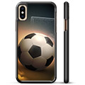 iPhone X / iPhone XS Beskyttende Cover - Fodbold
