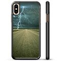 iPhone X / iPhone XS Beskyttende Cover - Storm