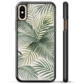 iPhone X / iPhone XS Beskyttende Cover - Tropic