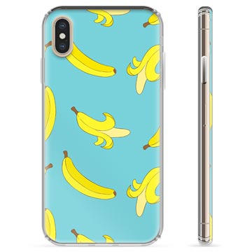 iPhone X / iPhone XS TPU Cover - Bananer