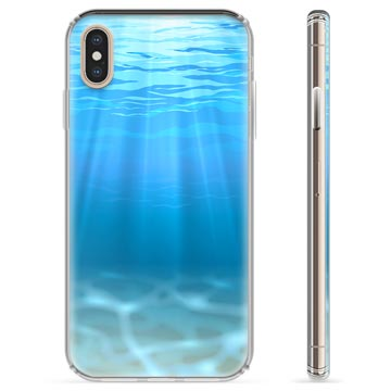 iPhone X / iPhone XS TPU Cover - Hav
