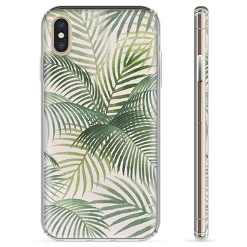 iPhone X / iPhone XS TPU Cover - Tropic