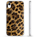 iPhone XR Hybrid Cover - Leopard
