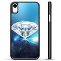 iPhone XR Beskyttende Cover - Diamant