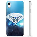 iPhone XR TPU Cover - Diamant