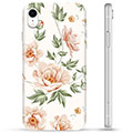 iPhone XR TPU Cover - Floral