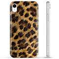 iPhone XR TPU Cover - Leopard