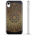 iPhone XR TPU Cover - Mandala