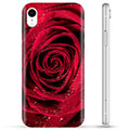 iPhone XR TPU Cover - Rose