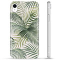 iPhone XR TPU Cover - Tropic