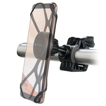 Frisk frugt 4smarts UltiMAG Bikemag Universal Magnetisk Cykelholder - Sort BK08
