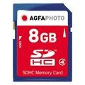 AgfaPhoto SDHC Card 10407 - 8GB