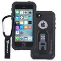 Armor-X Ultimate iPhone 5/5S/SE Vandtæt Etui - Sort
