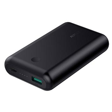 Aukey PB-BY10 Force Series USB-C Power Bank - 10050mAh
