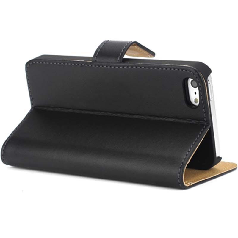 ce03f7913f5 Bestil en iPhone 5S læder taske hos MyTrendyPhone