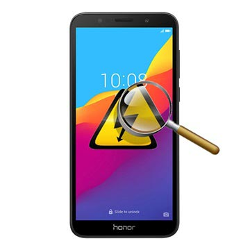 Huawei Honor 7S Diagnose