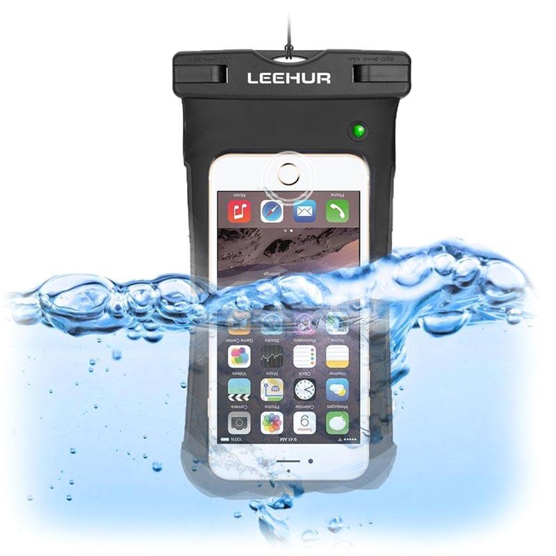 vandtæt smartphone etui