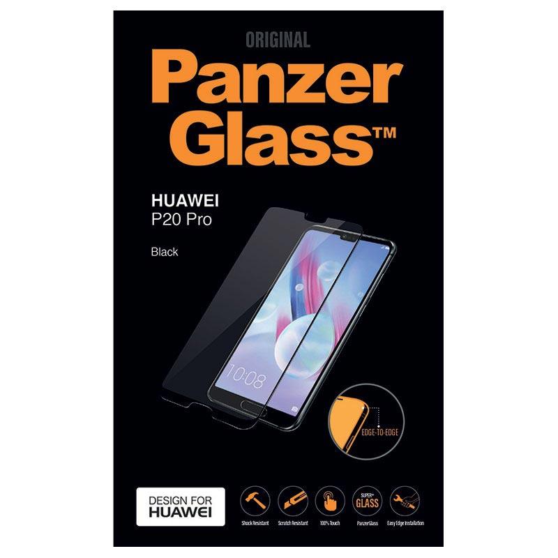 Huawei P20 Pro Panserglas Case Friendly Skærmbeskyttelse