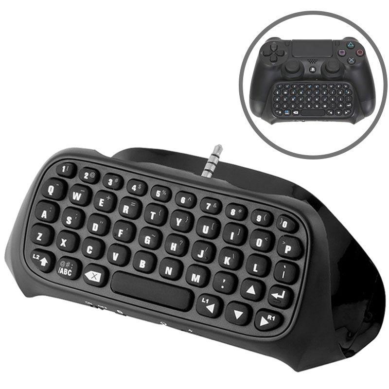 Trådløs tastatur til PS4