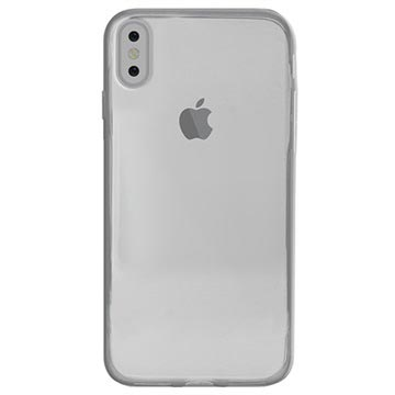 Puro 0.3 Nude iPhone X / iPhone XS TPU Cover - Pink