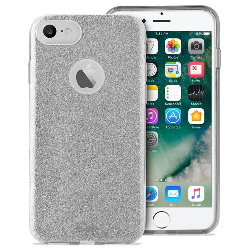 Puro Glitter iPhone 6/6S/7/8 Cover