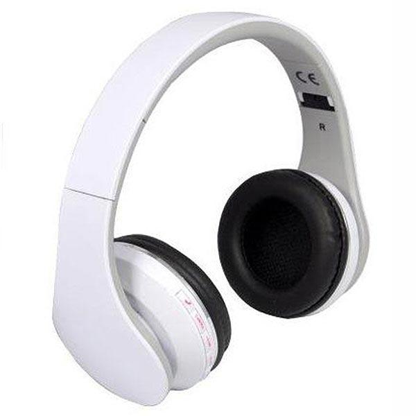 Rebeltec Pulsar Trådløse høretelefoner - Hvid