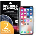 Ringke Invisible Defender iPhone X / iPhone XS Beskyttelsesfilm