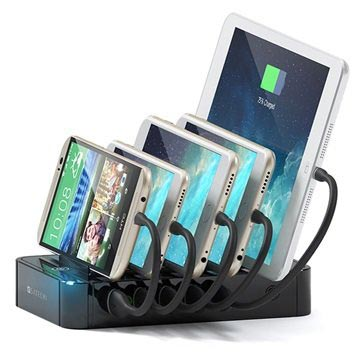 Satechi 5-Port USB Docking Station - Sort