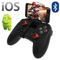 Shinecon G04 Universal Bluetooth Gamepad med Holder - Android, iOS
