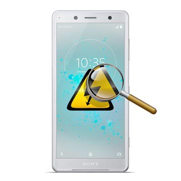 Sony Xperia XZ2 Compact Diagnose