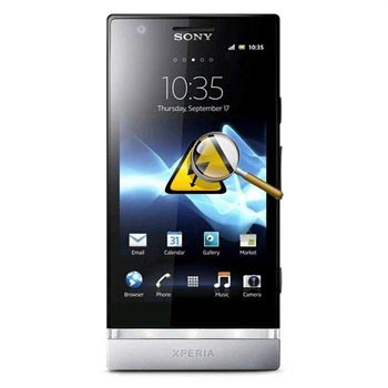 Sony Xperia P Diagnose