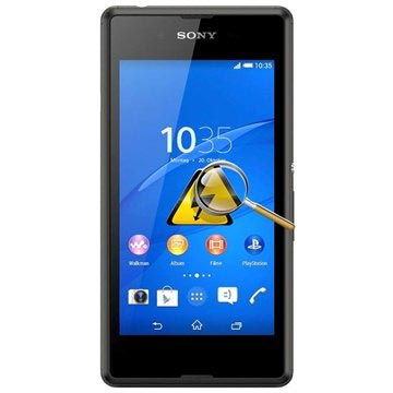 Sony Xperia E3 Diagnose